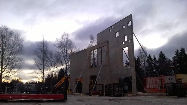 Simonkallion päiväkoti / Vantaa